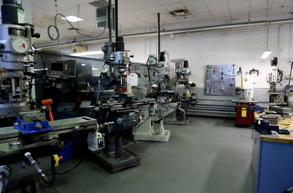 Commercial Insurance Considerations for Machine Shops